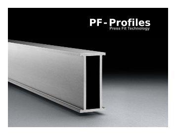 PF-Profiles at a glance - Fridfine