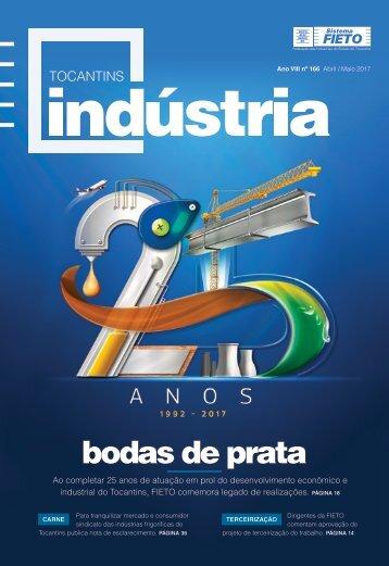 Revista Tocantins Indústria #166 / FIETO