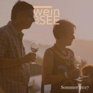Wein am See Folder 2017