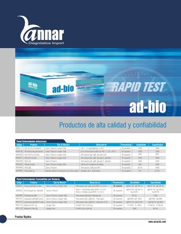 Brochure ad-bio