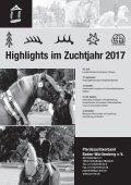 Fohlenschaukatalog Kleinpferde & Kaltblut 1/2017 - Seite 4
