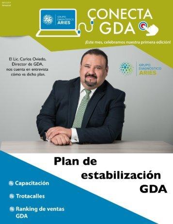 Conecta GDA junio 2017