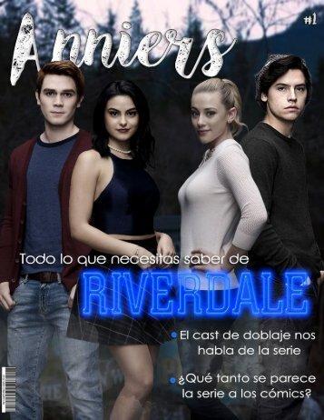 Revista anniers  #1 Riverdale