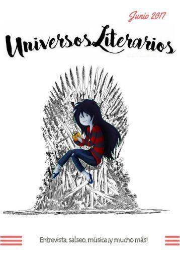 Universos Literarios Junio 2017