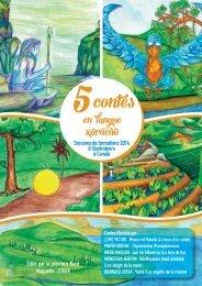 5 Contes en langue Xaracuu