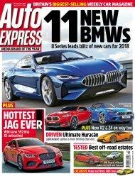 Auto Express – 31 May – 6 June 2017
