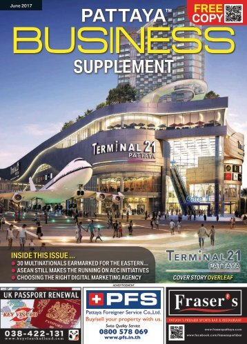 Pattaya Business Supplement June 2017