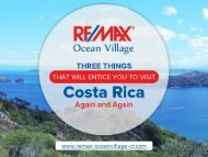 Real Estate Agents in Costa Rica – Live in a Tropical Paradise