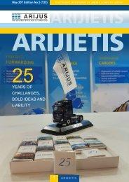 ARIJIETIS (EN) - May edition