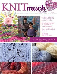 KNITmuch | Issue 04