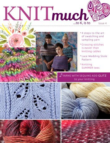 KNITmuch | Issue 4