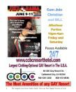 This week June 7 - 13, Palm Springs California Your LGBT Desert Daily Guide Since 1994 - Page 2