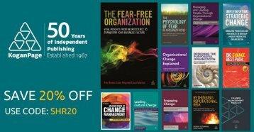 Change Management Books