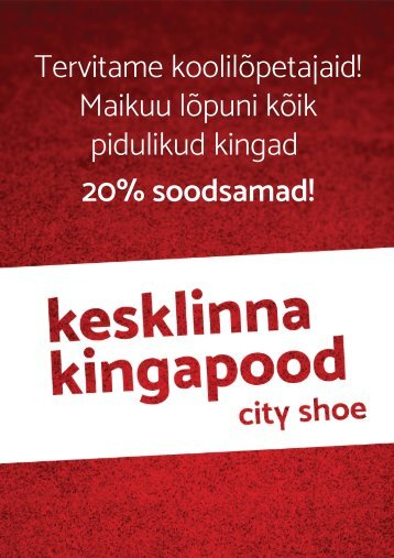 FB pidulik king 20%