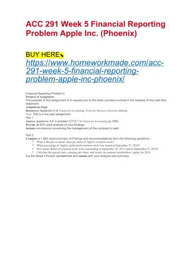 walmart financial statment analysis 201 Deciphering financial statements (wal-mart stores, inc) use the financial information for wal-mart stores, inc, given on page 378, to.