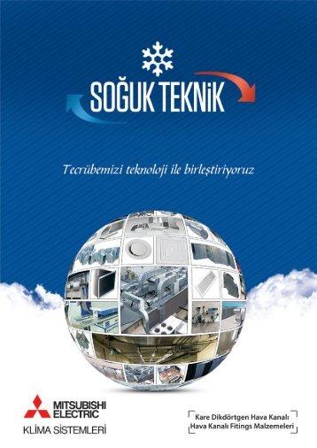 Soğuk teknik klima katalog