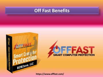 Off Fast Benefits