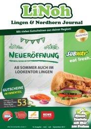 LiNoh Journal - Sommer 2017