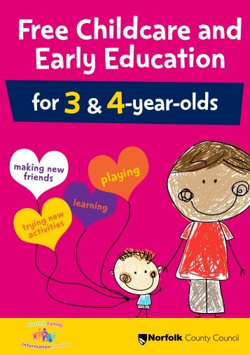 Free 3-4 Year Old & 30 Hours Childcare leaflet 05-2017