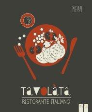 201804 Tavolàta, Baltic Princess & Galaxy, menu (eng/rus)