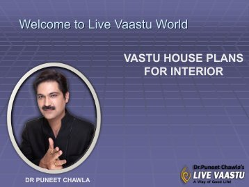 VASTU HOUSE PLANS FOR INTERIOR