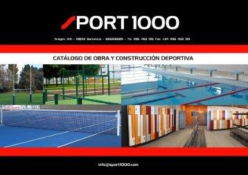 SPORT1000 OBRA DEPORTIVA