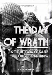 The Day of Wrath by Dr.  Safar al-Halwali