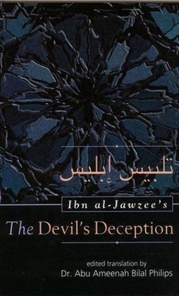 Devils Deception by Ibn al-Jawzi