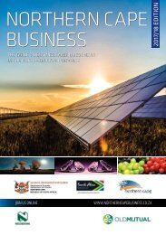 Northern Cape Business 2017-18 edition