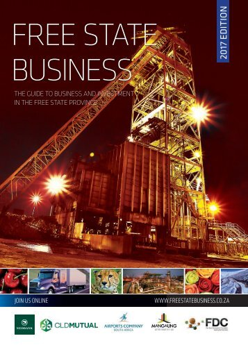 Free State Business 2017 edition