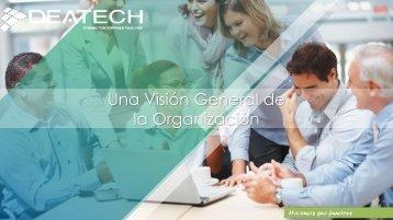 Presentación Corporativa DeaTech