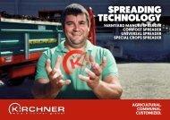 Kirchner Spreading Technology