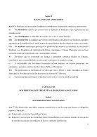 Estatuto e Plano de Cargos - Page 5