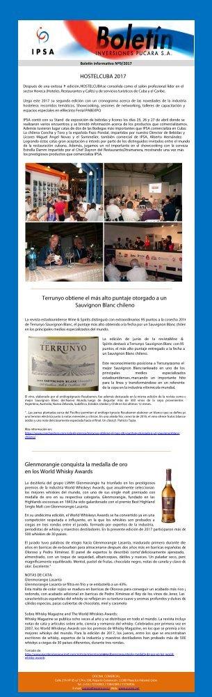 _Boletín informativo Nº 9_2017