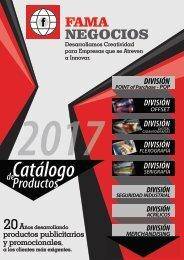 Catálogo Virtual FAMA NEGOCIOS 2017