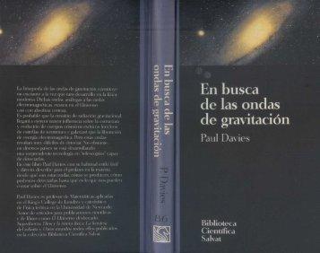 Davies Paul - En Busca De Las Ondas De Gravitacion