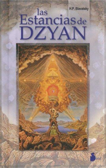 H. P. Blavatsky-Las estancias de Dzyan