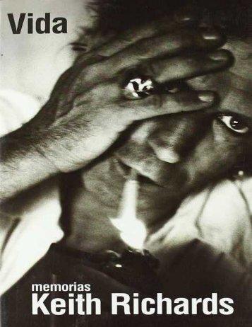 Richards Keith-Vida-Memorias