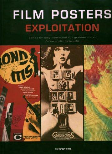 Film Posters Exploitation (Art Ebook)