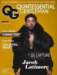 Jacob Latimore | QG Capture