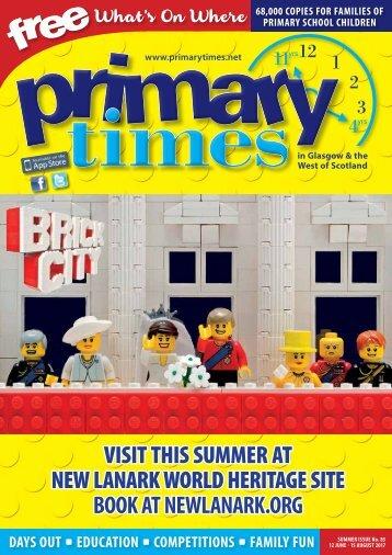 PTGlasgow Summer 17 mag