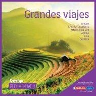 Catálogo Eroski Grandes Viajes 2017