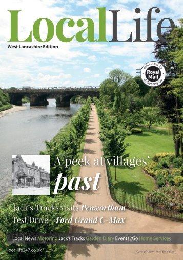 Local Life - West Lancashire - July 2017