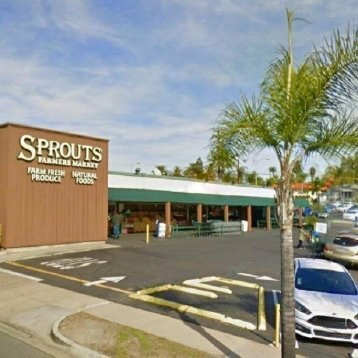 Sprouts Farmer's Market located 2 miles from Hornbrook Center for Dentistry