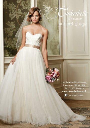 Tinkerbelle Bridalwear