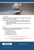 Baby Slice O brochure - Page 7