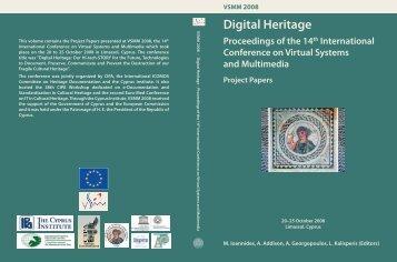 VSMM 2008 - Eurographics Digital Library