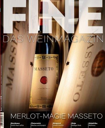 FINE Das Weinmagazin 02/2017