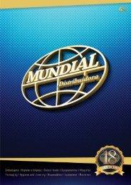 Catálogo Mundial Distribuidora 6º Edição