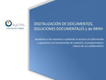Presentacion SyCTAL